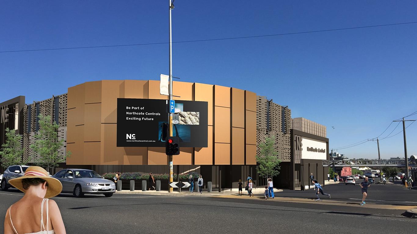 Northcote Central facade